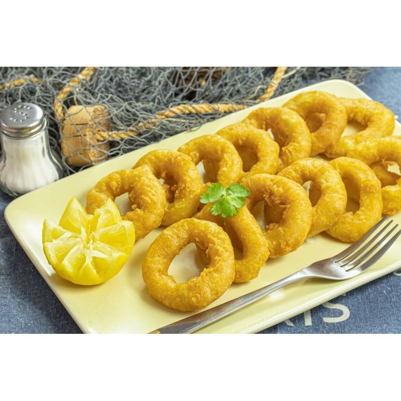 Beignets de calamars - Plats cuisinés - MonBeauPoisson.fr