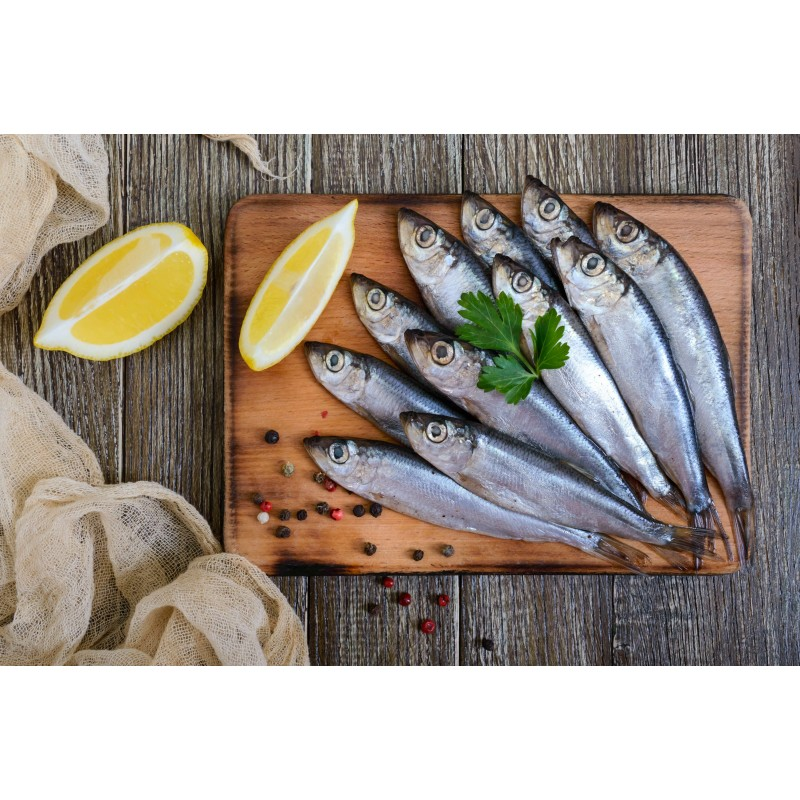 Sardines - Poissons entiers - MonBeauPoisson.fr