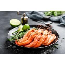 Crevettes Bio de Madagascar 40/60 - Crustacés - MonBeauPoisson.fr