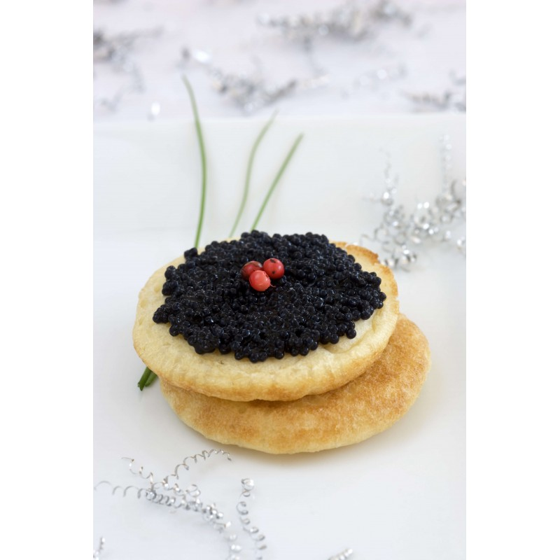 Oeufs de Lompe Noirs - Produit à tartiner - MonBeauPoisson.fr