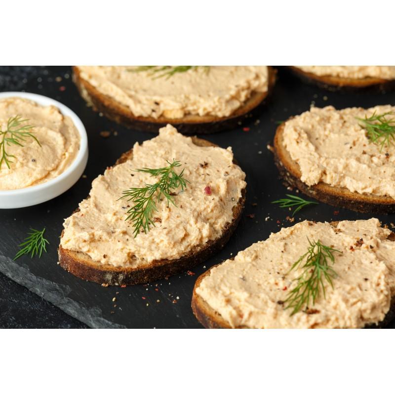 Rillette de Crabe au Sel de Guerande - Produit à tartiner - MonBeauPoisson.fr